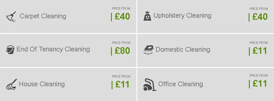 shoreditch greatest cleaning prices in n1